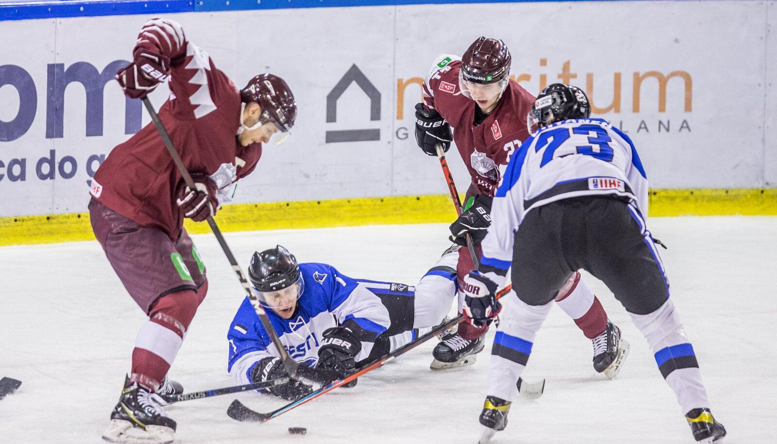 Eesti vs Läti