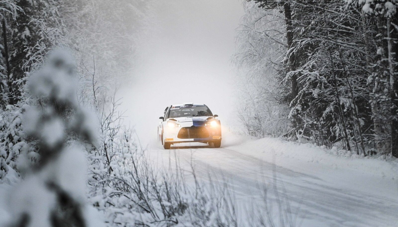 Arcitc ralli. Foto on illustreeriv.