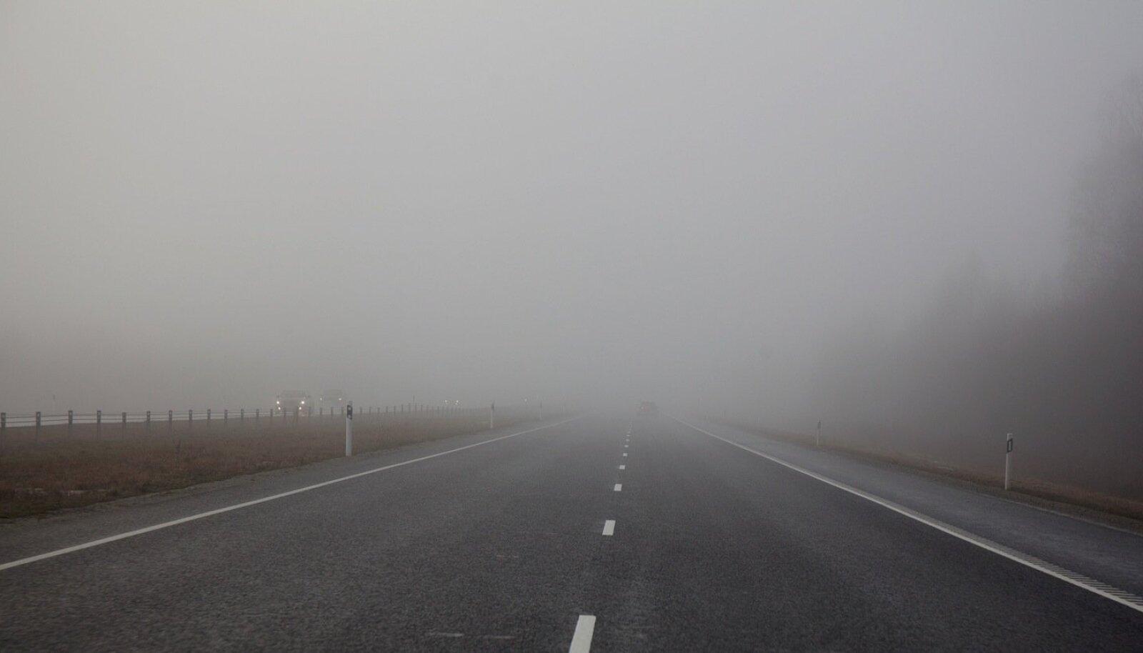 Udu maanteel