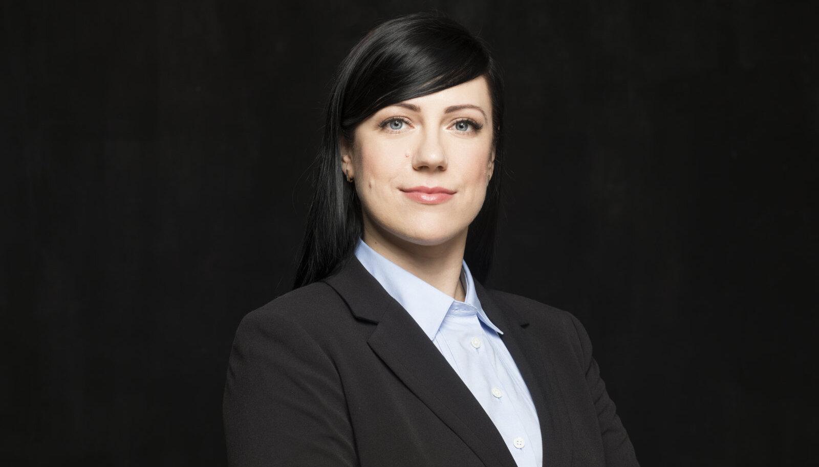 Jekaterina Rozenštrauch, Ühisraha OÜ tegevjuht
