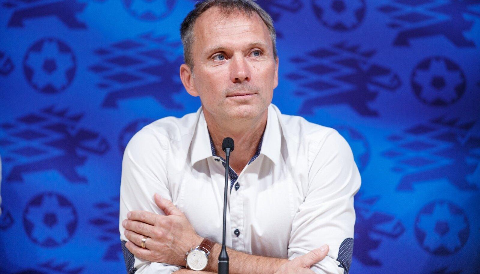 Martin Reim juhendab taas Eesti A-koondist.