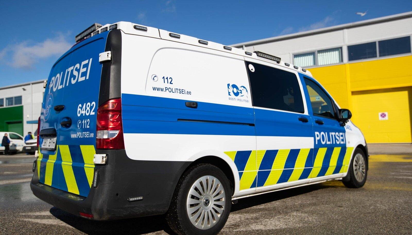 Politseibuss