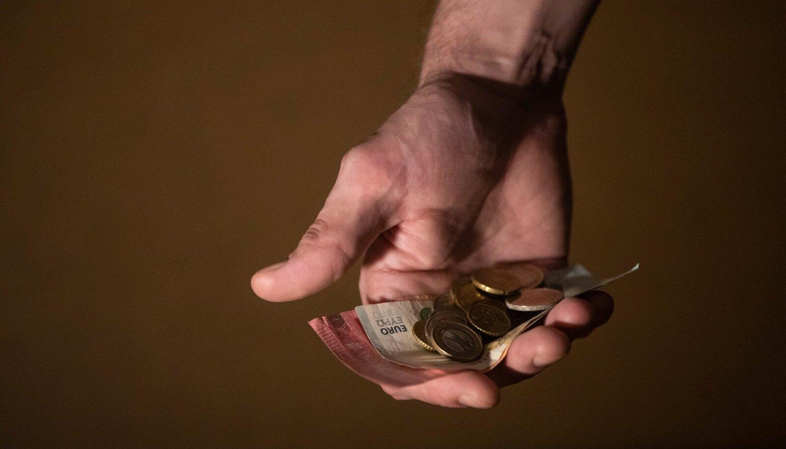 Pension ja raha