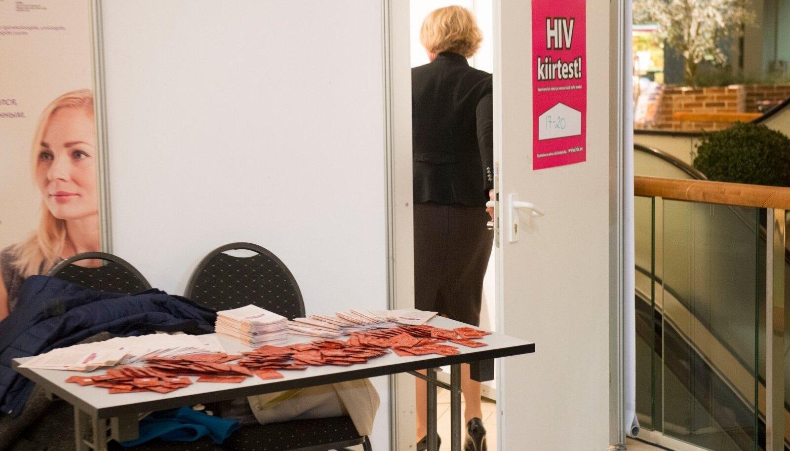 HIVi kiirtest