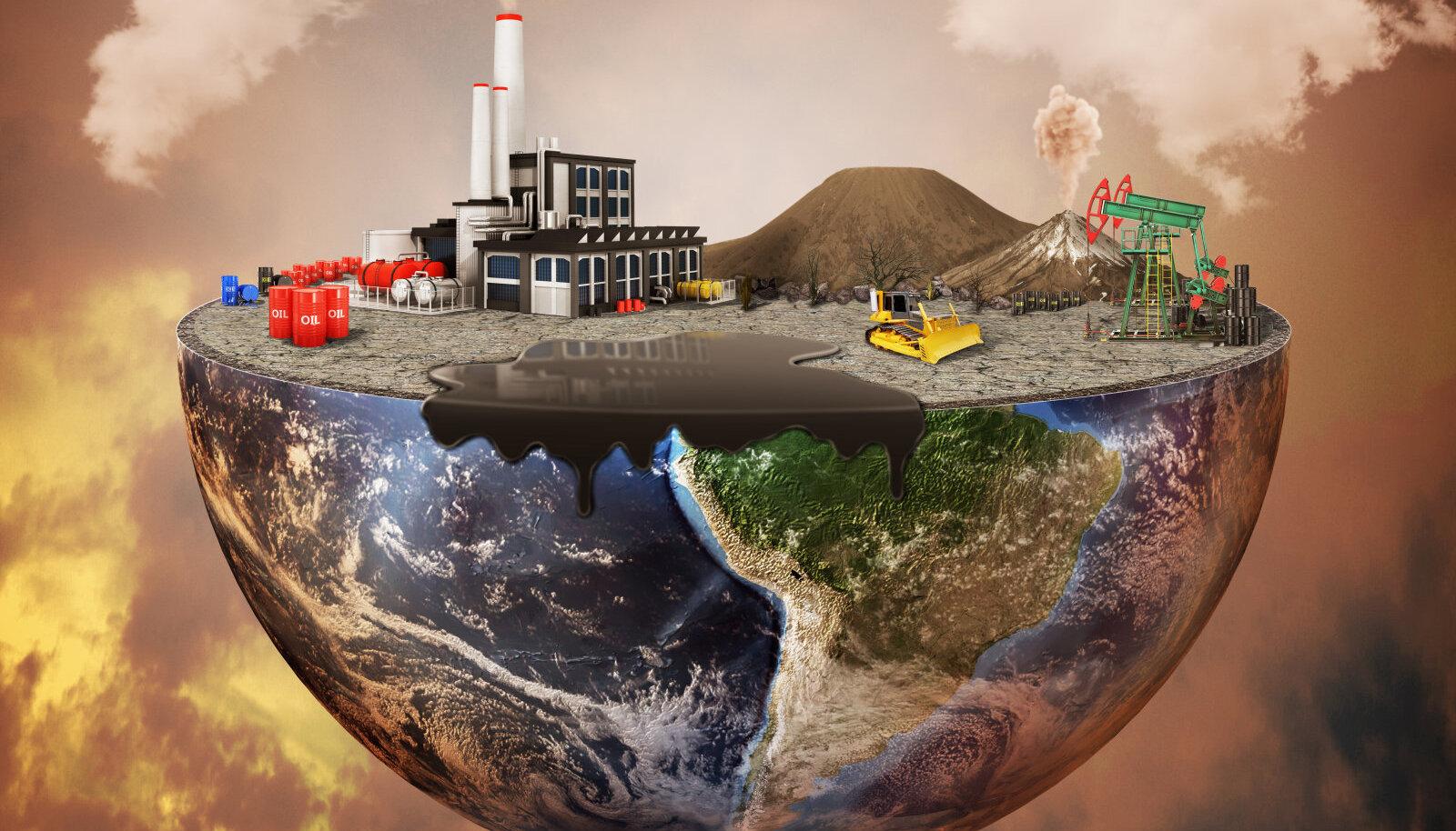 Teadlased on aastakümneid hoiatanud inimkonda ökosüsteemi katastroofi eest...