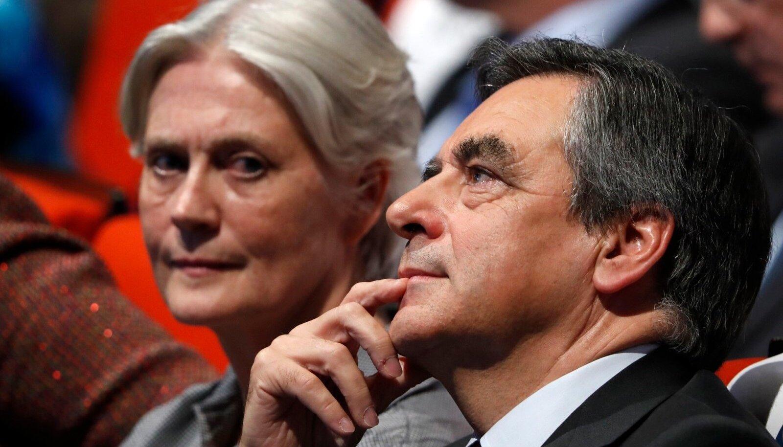 Penelope ja François Fillon