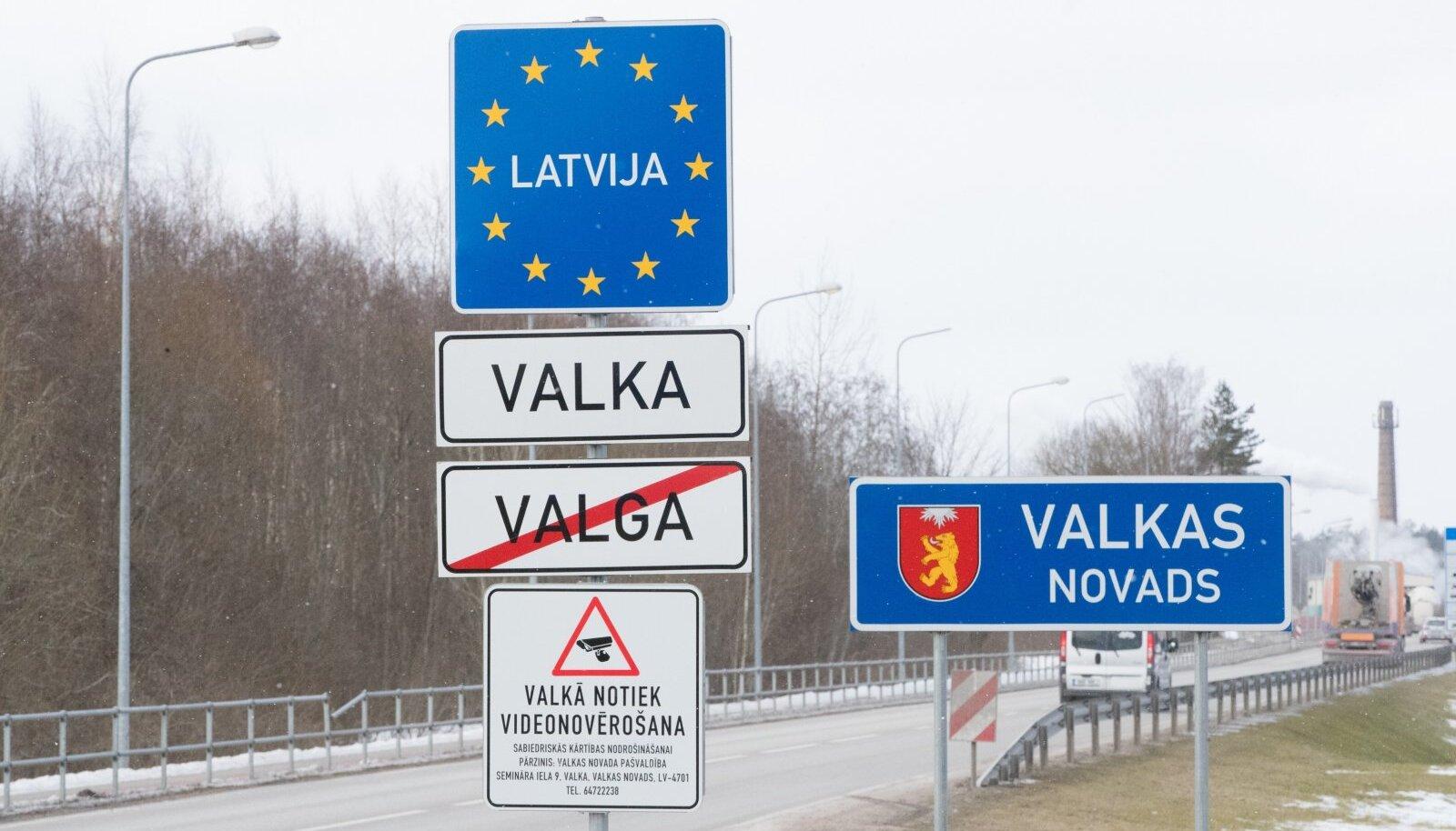 Eesti-Läti