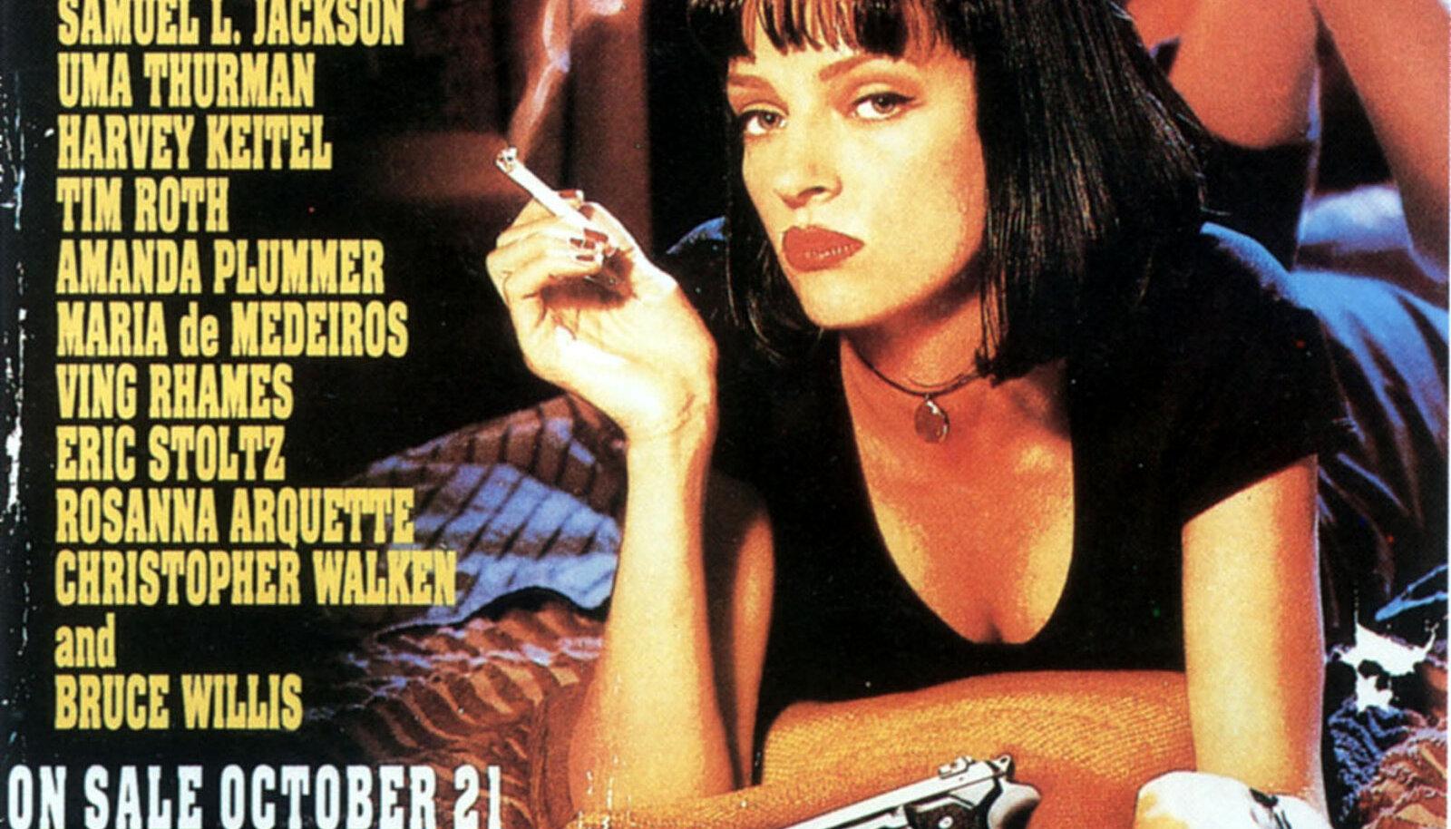 """""""Pulp Fiction"""", 1994"""