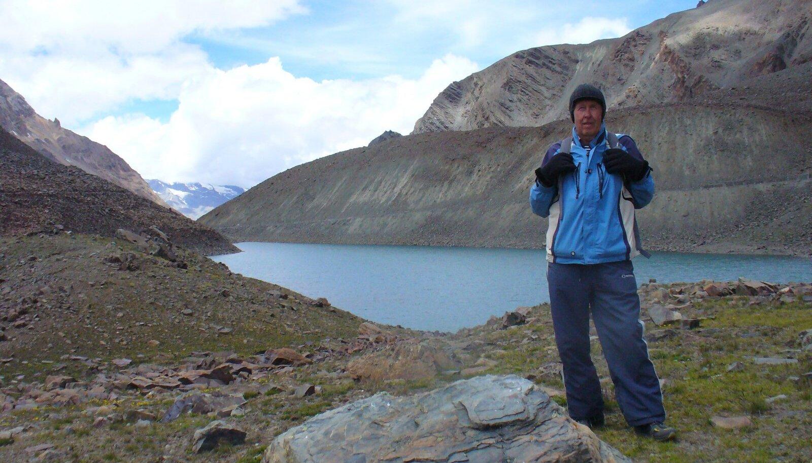 Matk ligi 5000 meetril ümber Suraj Tali järve, mis jääb Himachal Pradeshi põhjapiirile.