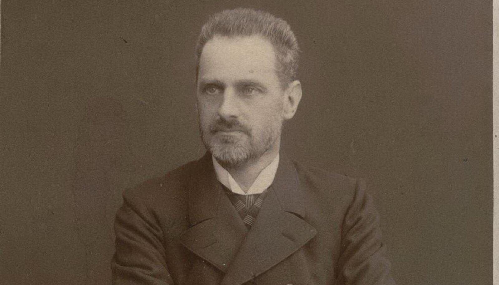Krahv Berg.