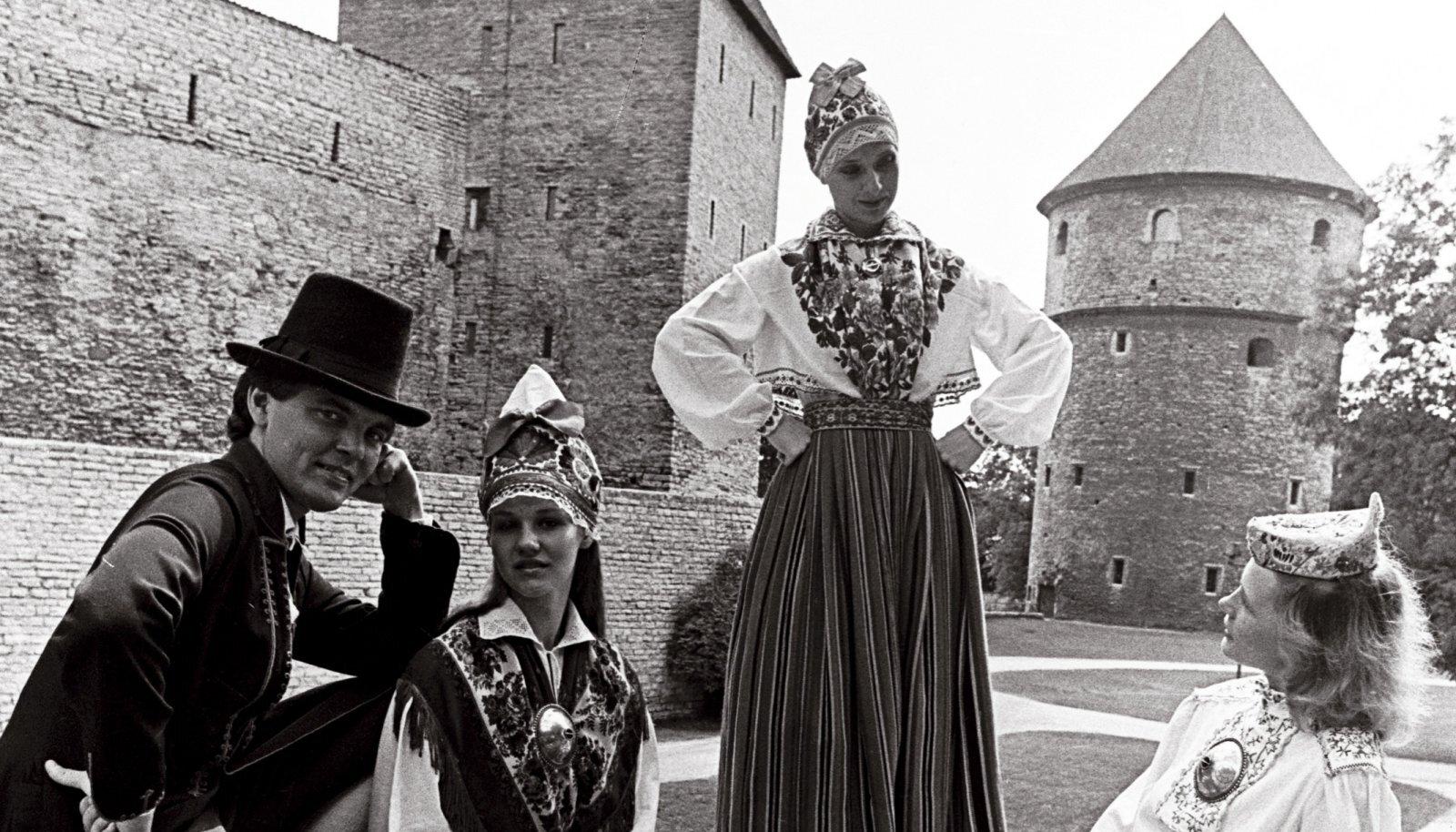 Kahest miljonist eestlasest unistati kogu 20. sajandi vältel, kuid selle saavutamise võtteid peeti räpaseks.