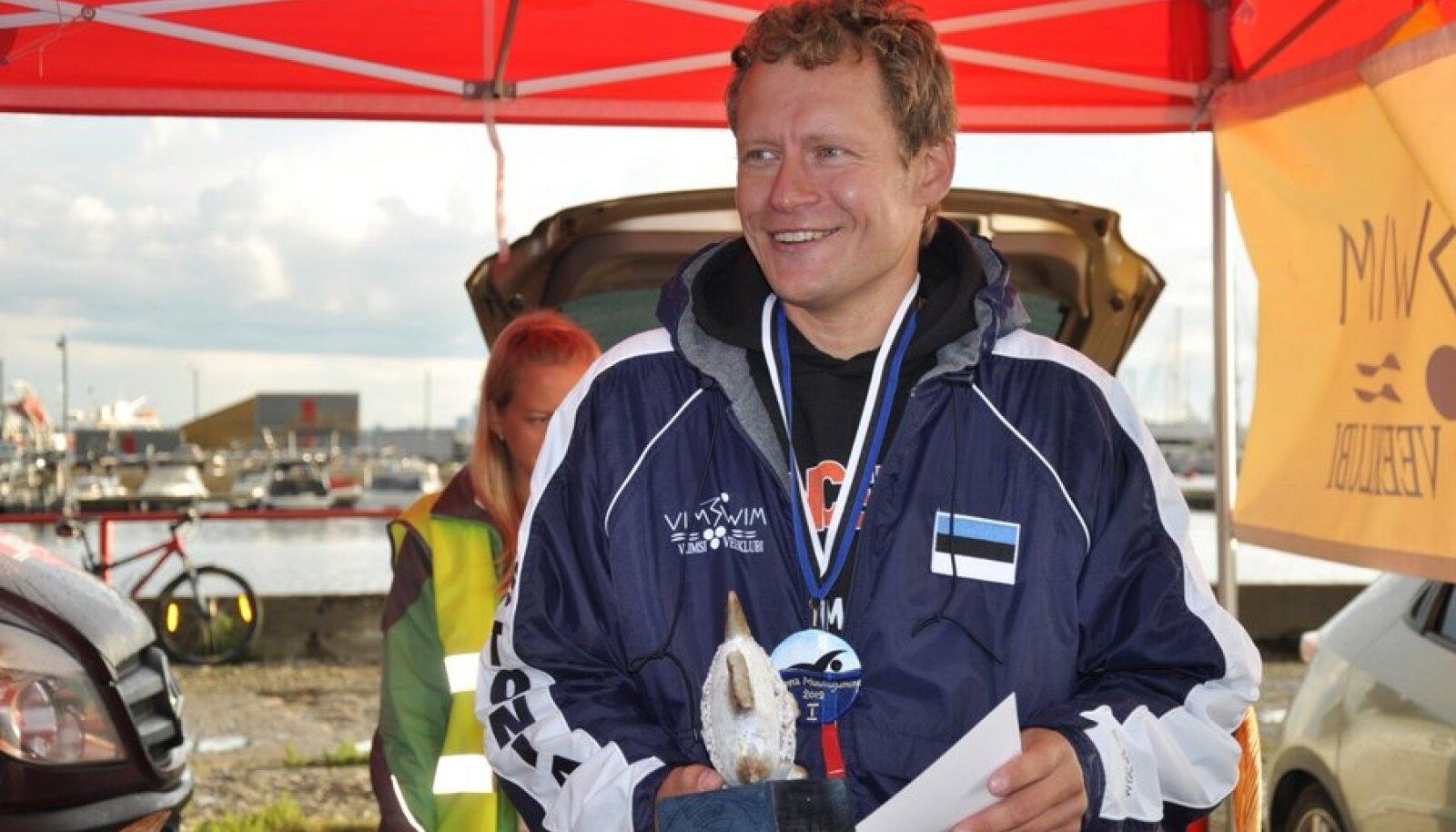 Bruno Nopponen (Foto: Viimsi Veeklubi)