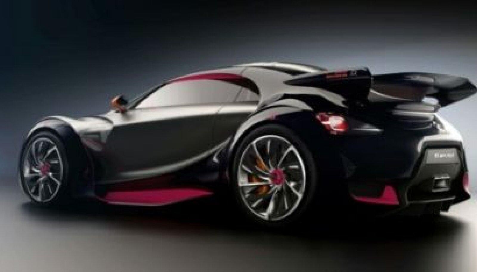 Citroën Survolt Concept paneb suu vett jooksma küll?