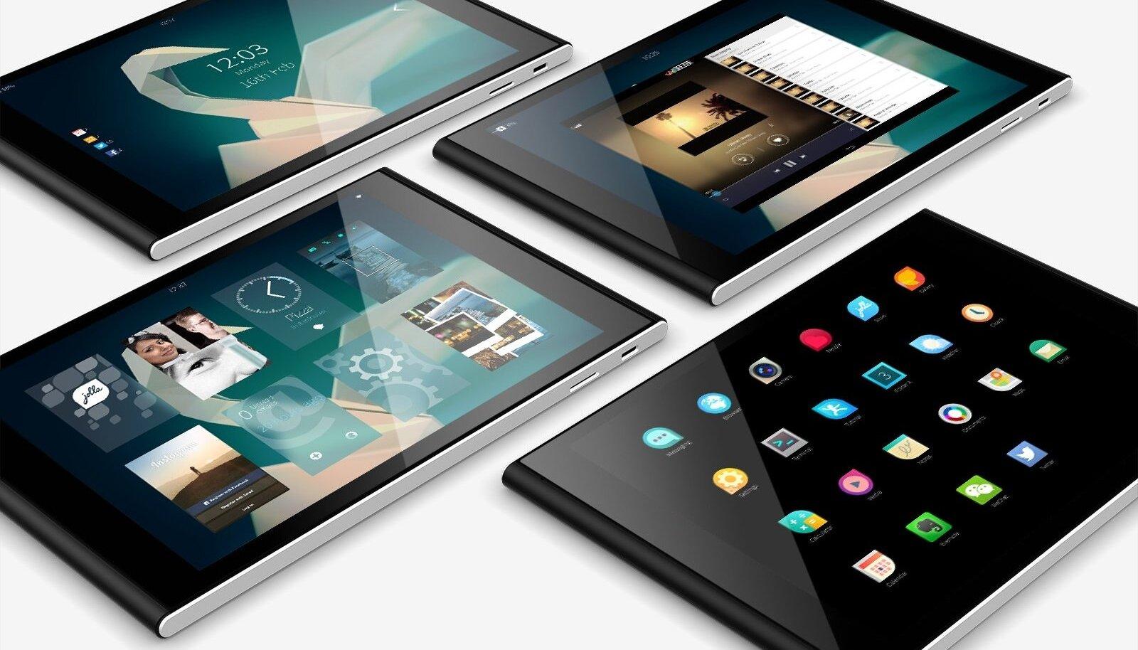 Jolla tahvelarvuti tugevus on disain. Nõrkus on veidi ajale jalgu jäänud aeglane riistvara.