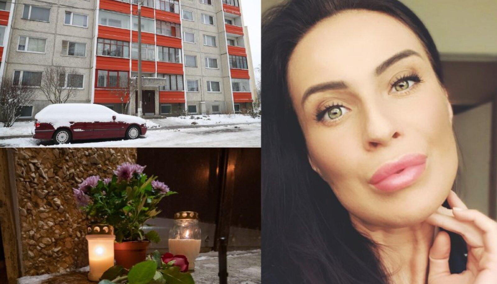 Oma koduuksel mõrvatud Polina (36).