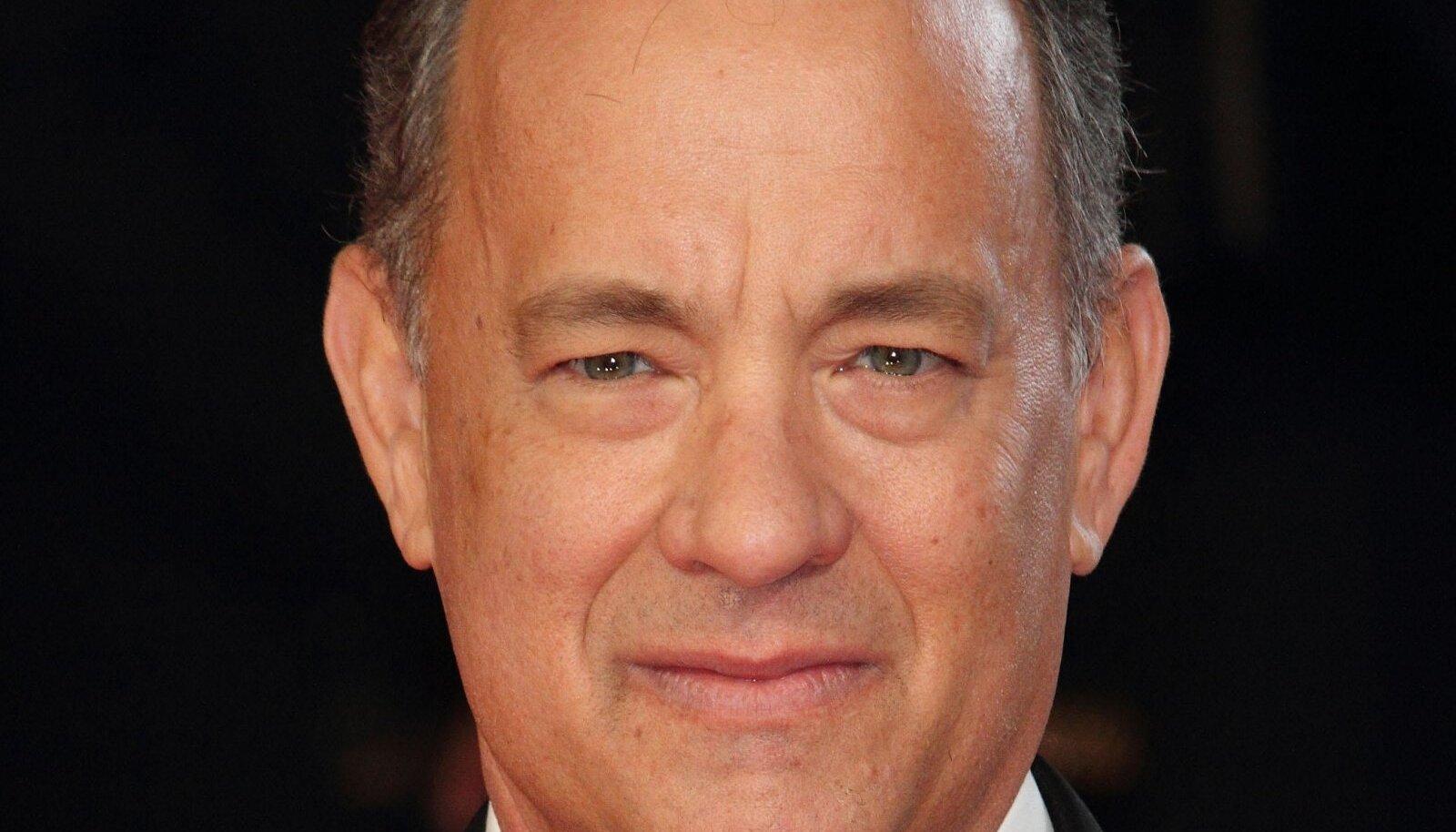 JÕUKAS MEES Tom Hanksil arvatakse olevat 350–400 miljonit dollarit.