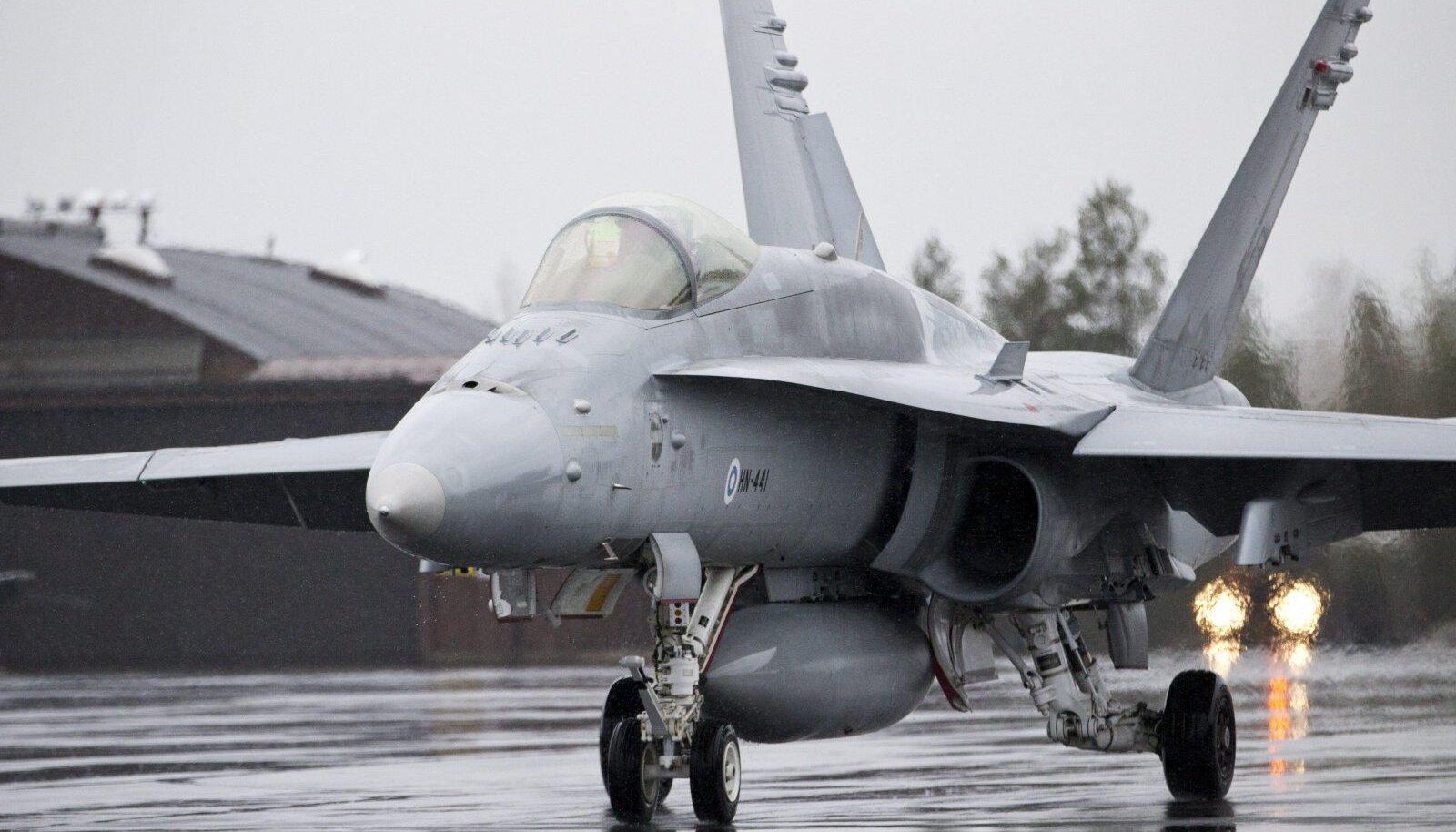 Hornetid on olnud Soome kasutuses aastast 1995.