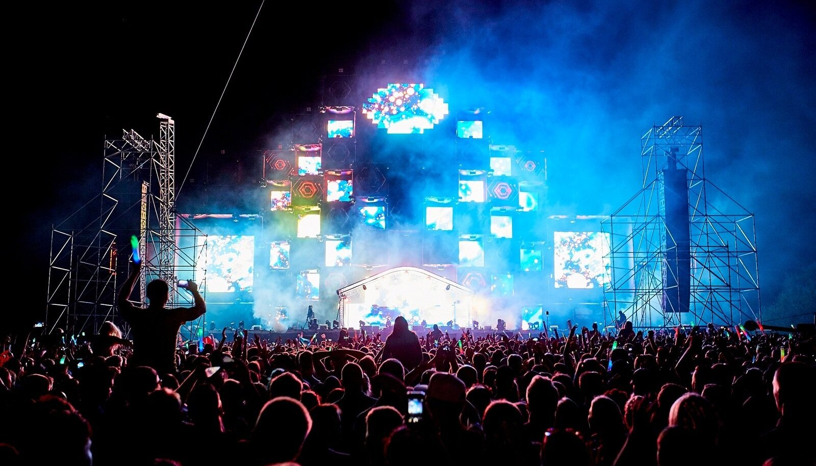 Avicii kontsert Weekend Festivalil