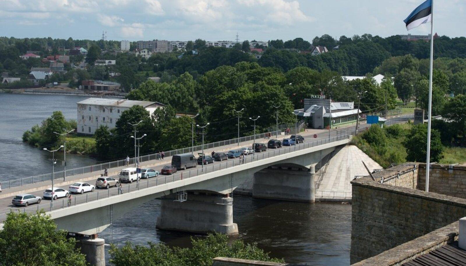Narva piiripunkt