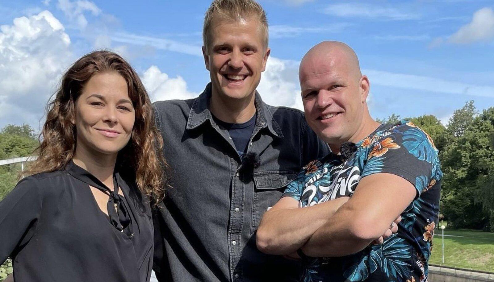 Kati Rannamees, Joel Ostrat, Anterro Ahonen