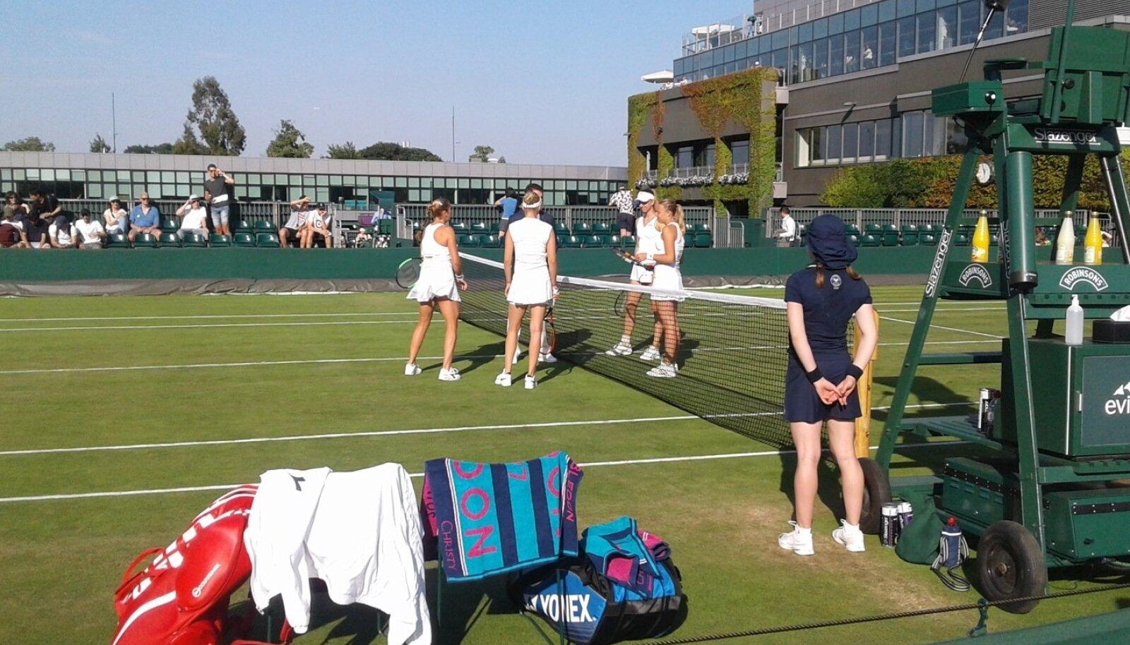 Kontaveit Wimbledonis