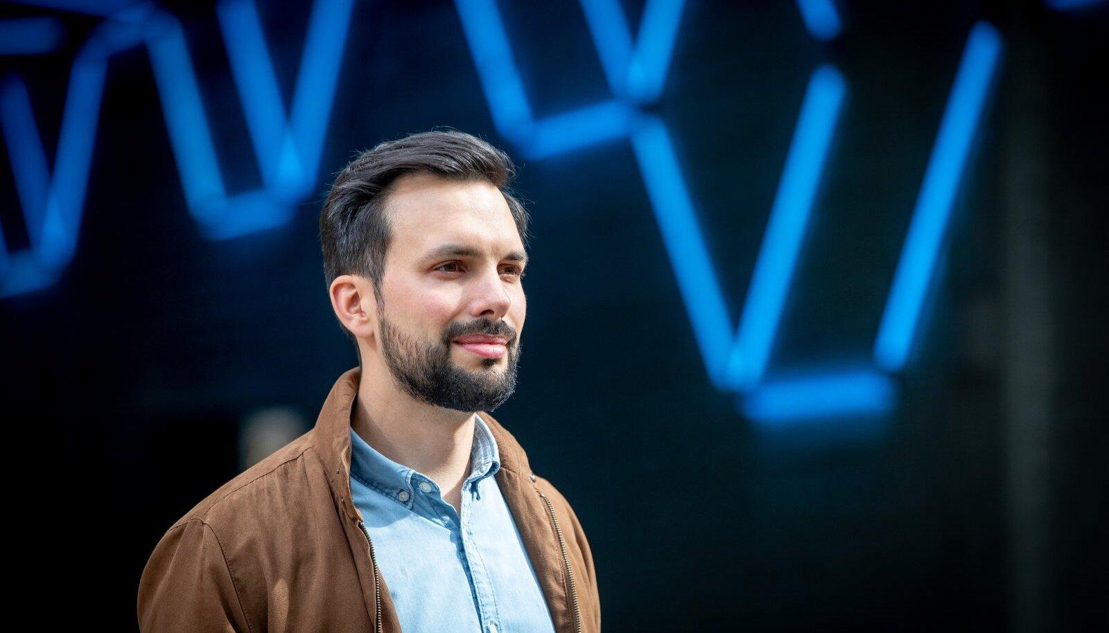 Ott Oja on Eesti Vaimse Tervise ja Heaolu Koalitsiooni (VATEK) juhataja.