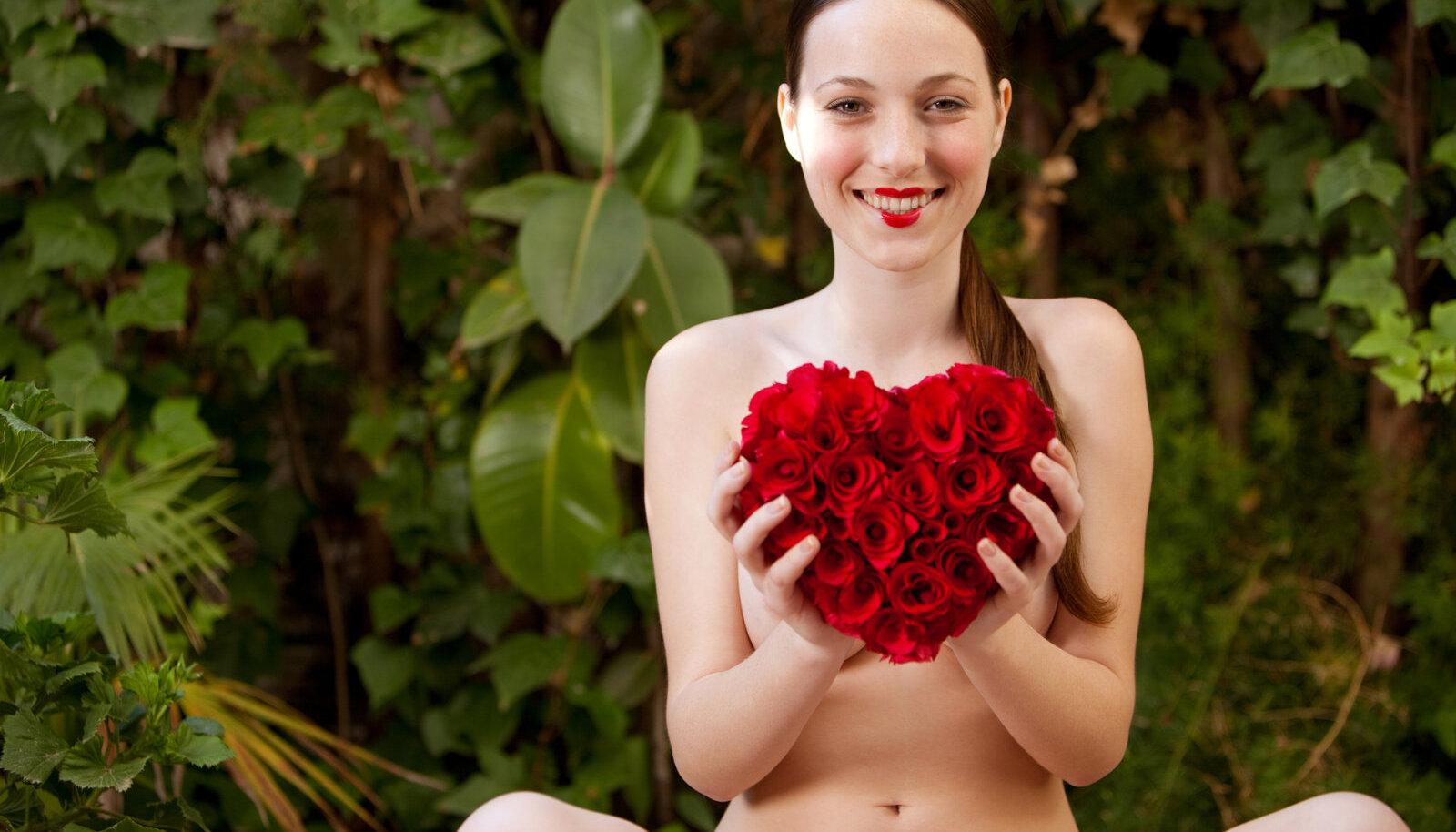 Täna on alasti aianduse päev