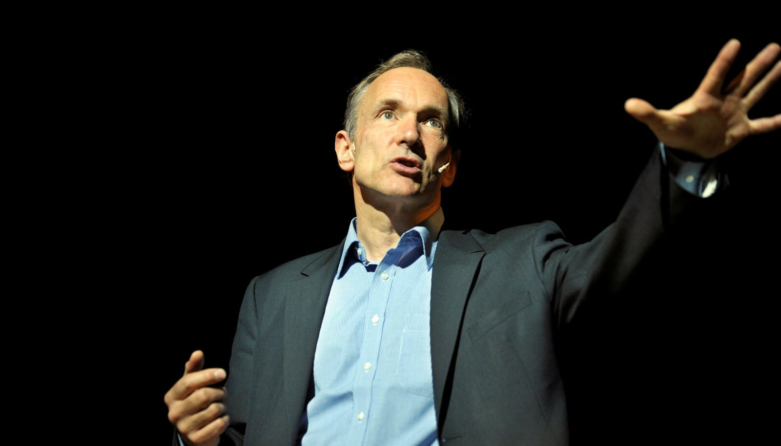 Berners-Lee 2011. a kõnet pidamas (foto: REUTERS / Scanpix)