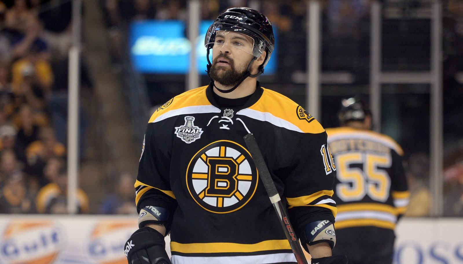 Kaspars Daugavins jõudis Boston Bruinsiga 2013. aastal Stanley karikafinaali.