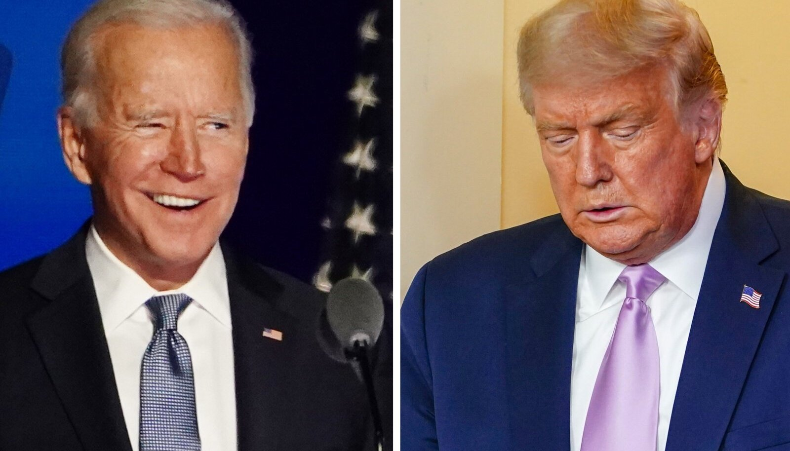 Media report Biden wins 2020 US presidential election