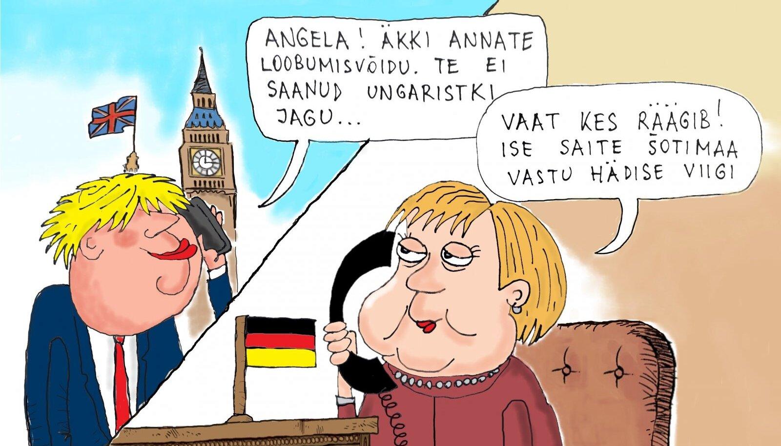 Ees ootab põnevusmäng Inglismaa vs Saksamaa