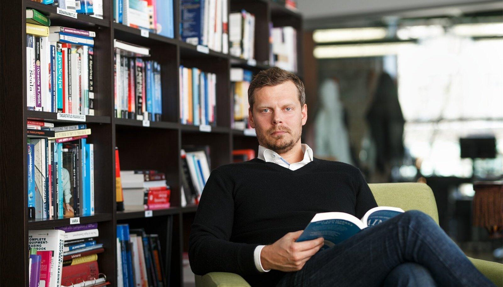 Nortali partner Taavi Einaste arvab, et seni on riigijuhid kriisi alahinnanud.