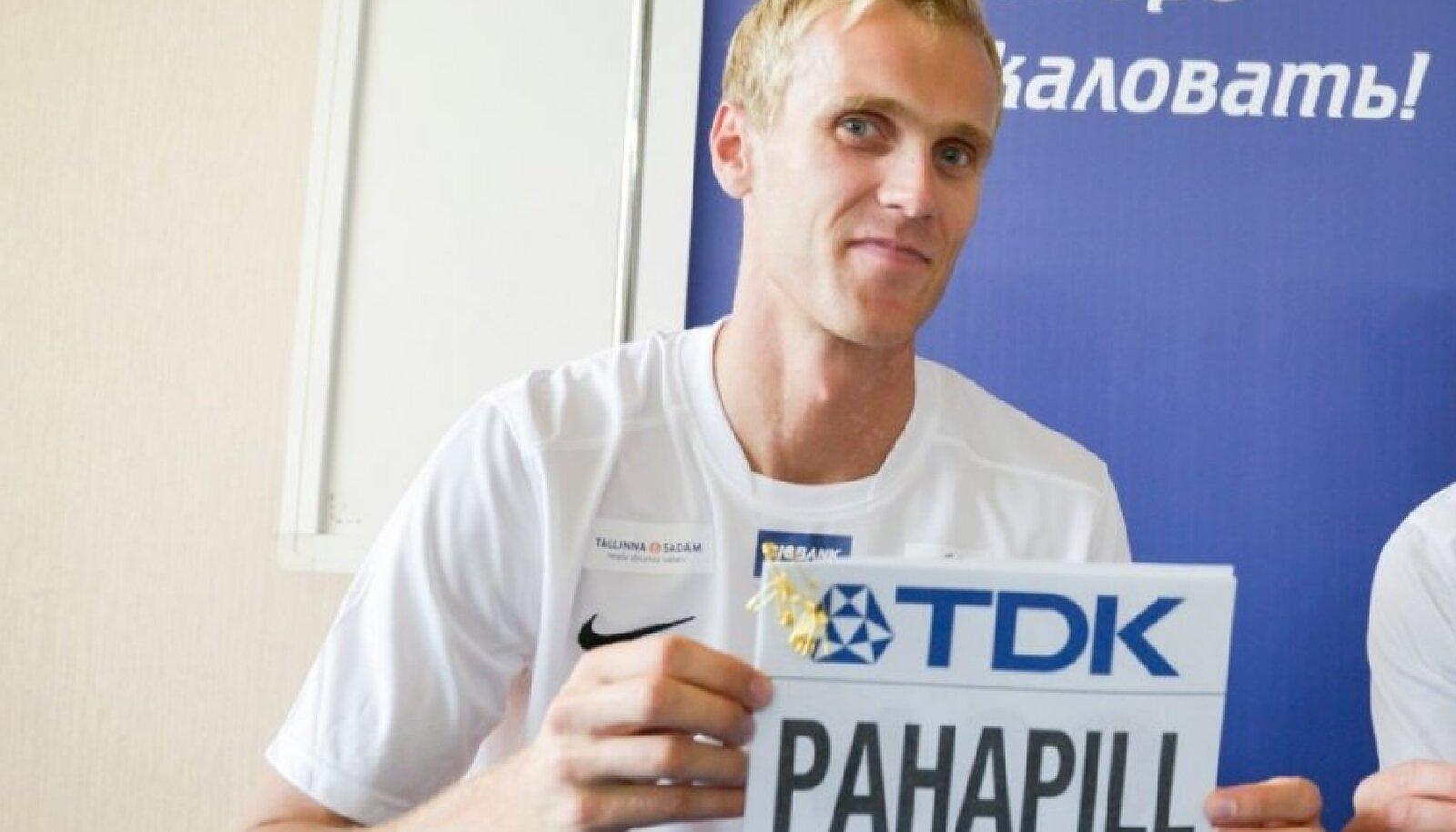 Mikk Pahapill ja Maicel Uibo Moskvas