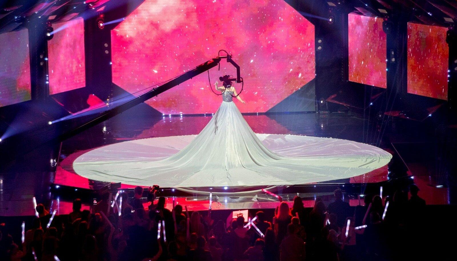 Eesti Laul 2018, Elina Netšajeva