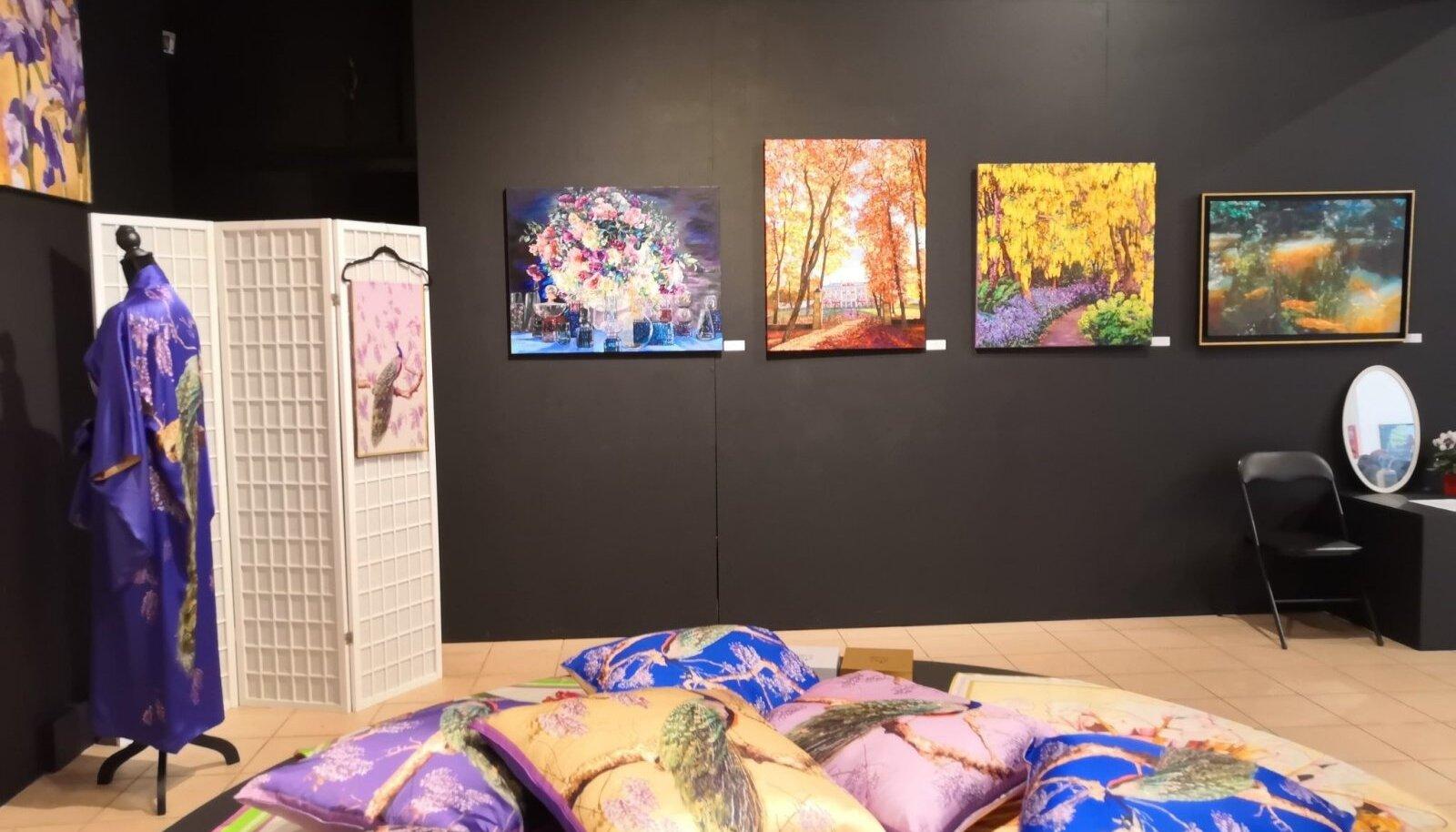 Ukraina näitus Disaini- ja Arhitektuurigaleriis
