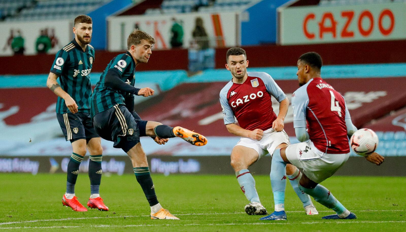 Patrick Bamford (Leeds) lööb värava
