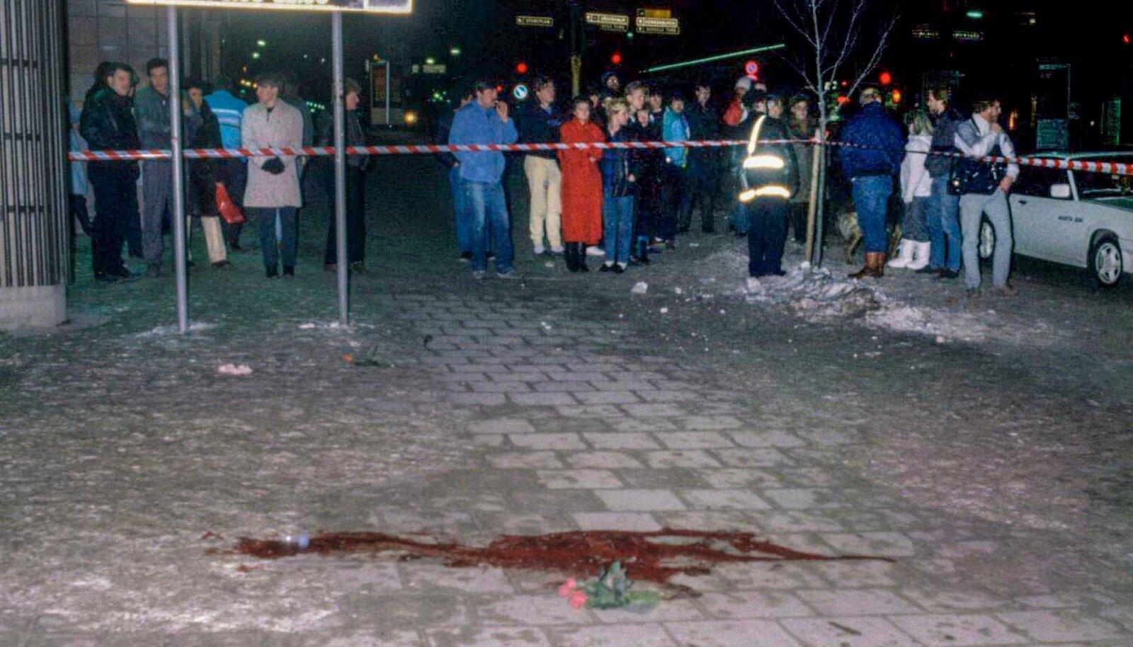 Mõrvapaik Stockholmis