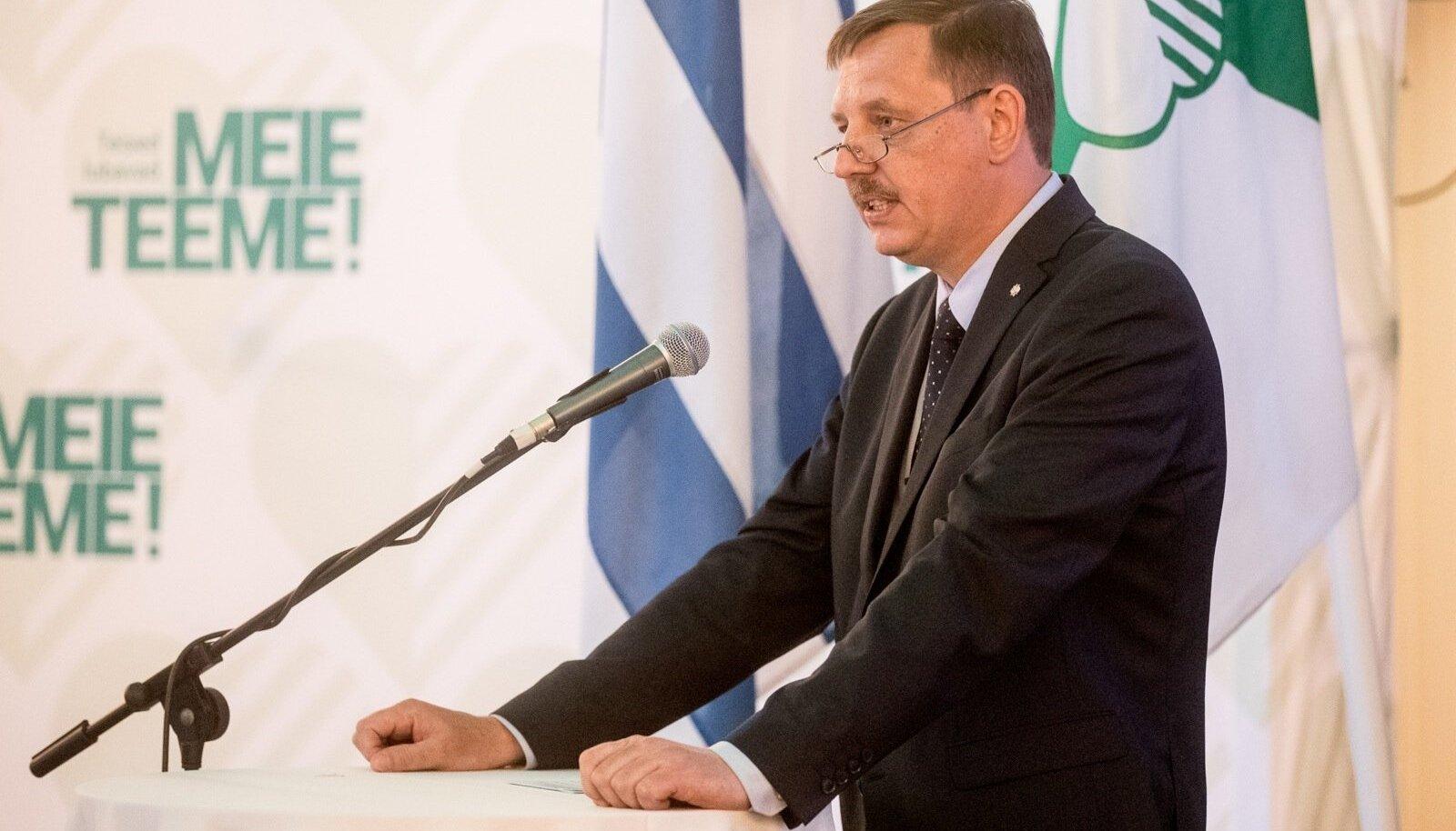 Tallinna linnapea Taavi Aas