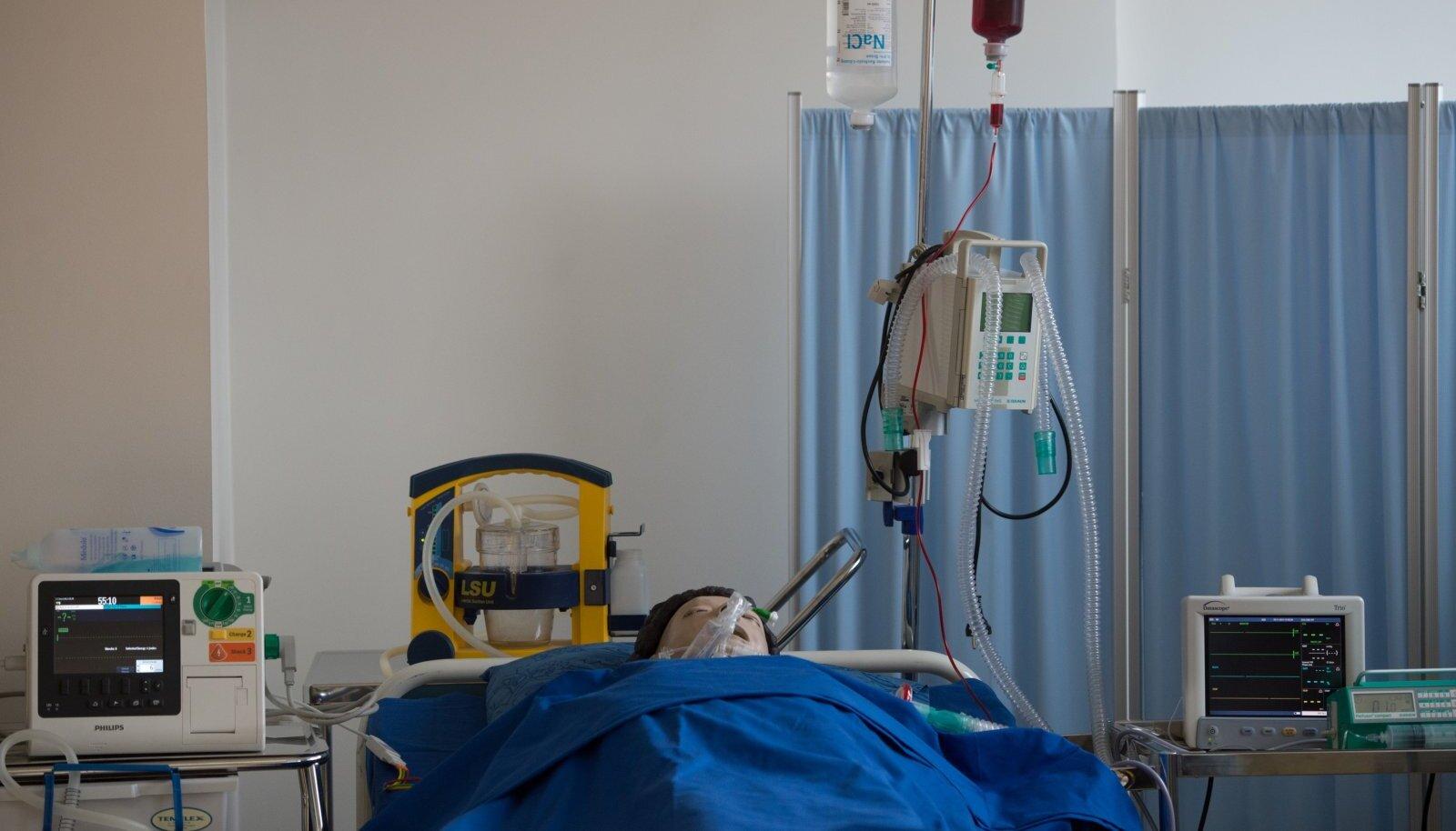 Intensiivravi andmise üle otsustamine on alati eetikaotsus, rõhutavad arstid.