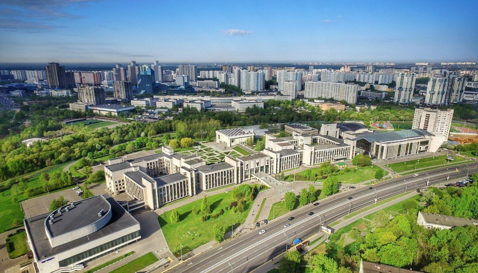 Nõukogude ajal peeti Moskva Riiklikku Rahvusvaheliste Suhete Instituuti kõige elitaarsemaks ülikooliks, kuhu igaüks õppima ei pääsenud.