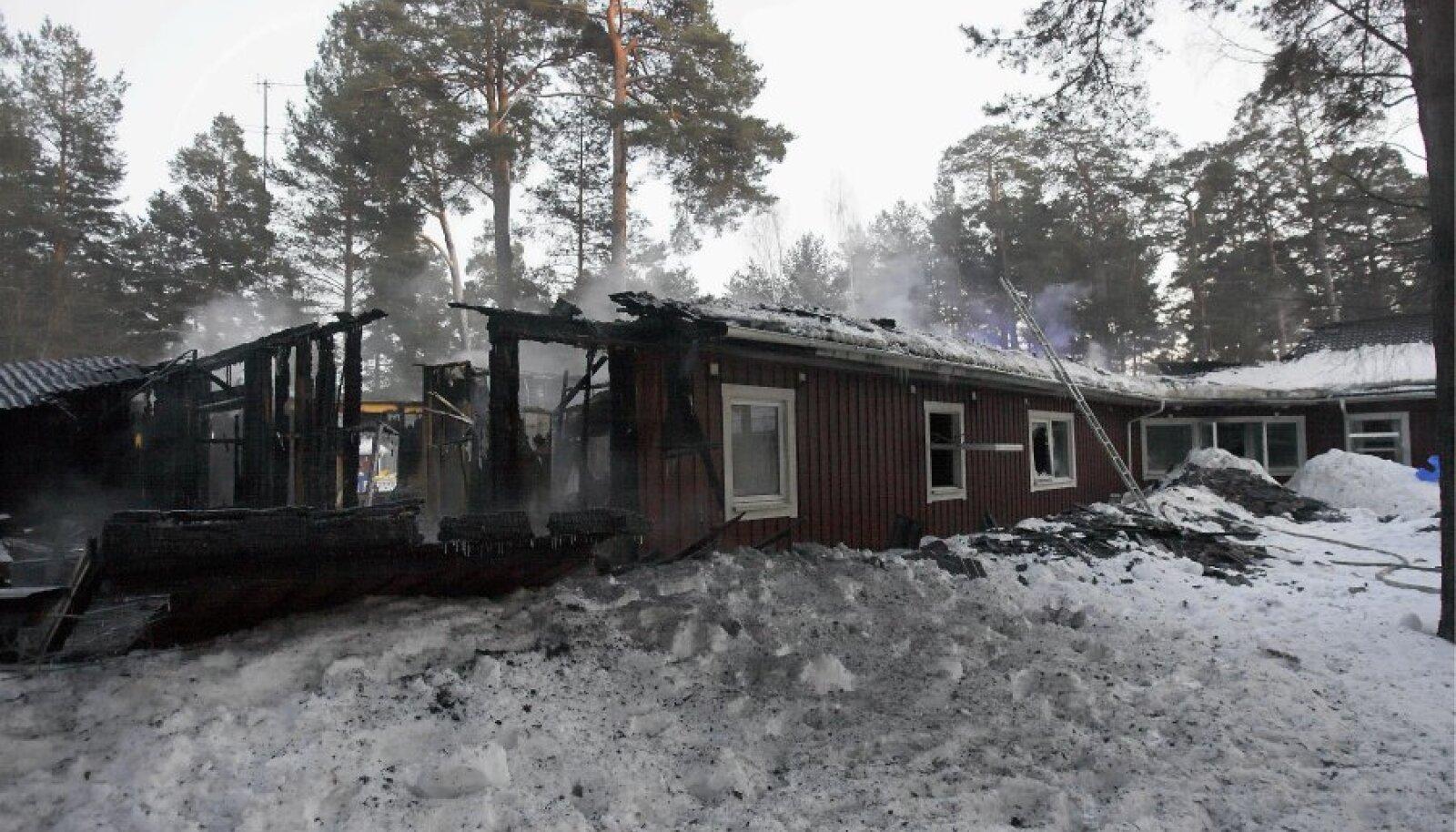 Kolm aastat tagasi vapustas Eestit Haapsalus puuetega laste lastekodus toimunud tulekahju, milles kaotas elu kümme kasvandikku. Uuring näitab,  et tuleohutusega on siiani tõsiseid probleeme paljudes hoolekandeasutustes.