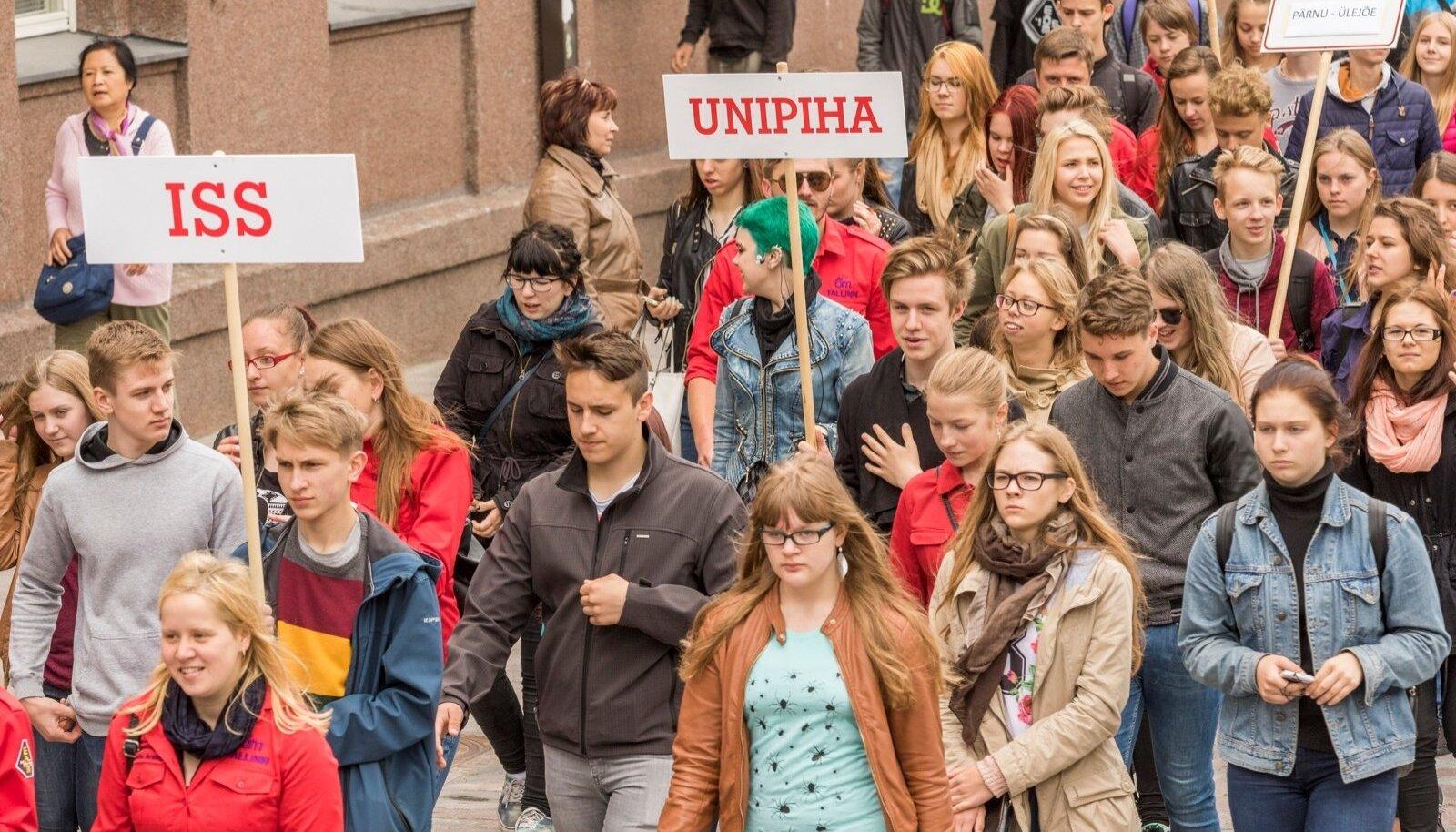 Eesti õpilasmalev 2015