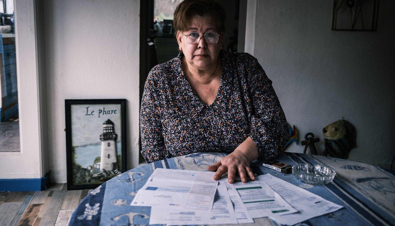 Jeanne Pouchain (foto: AFP / Scanpix)