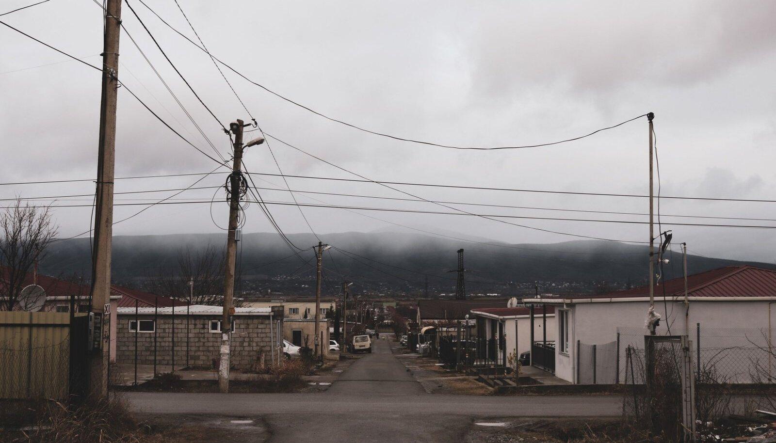Gruusia sisepõgenike asundus