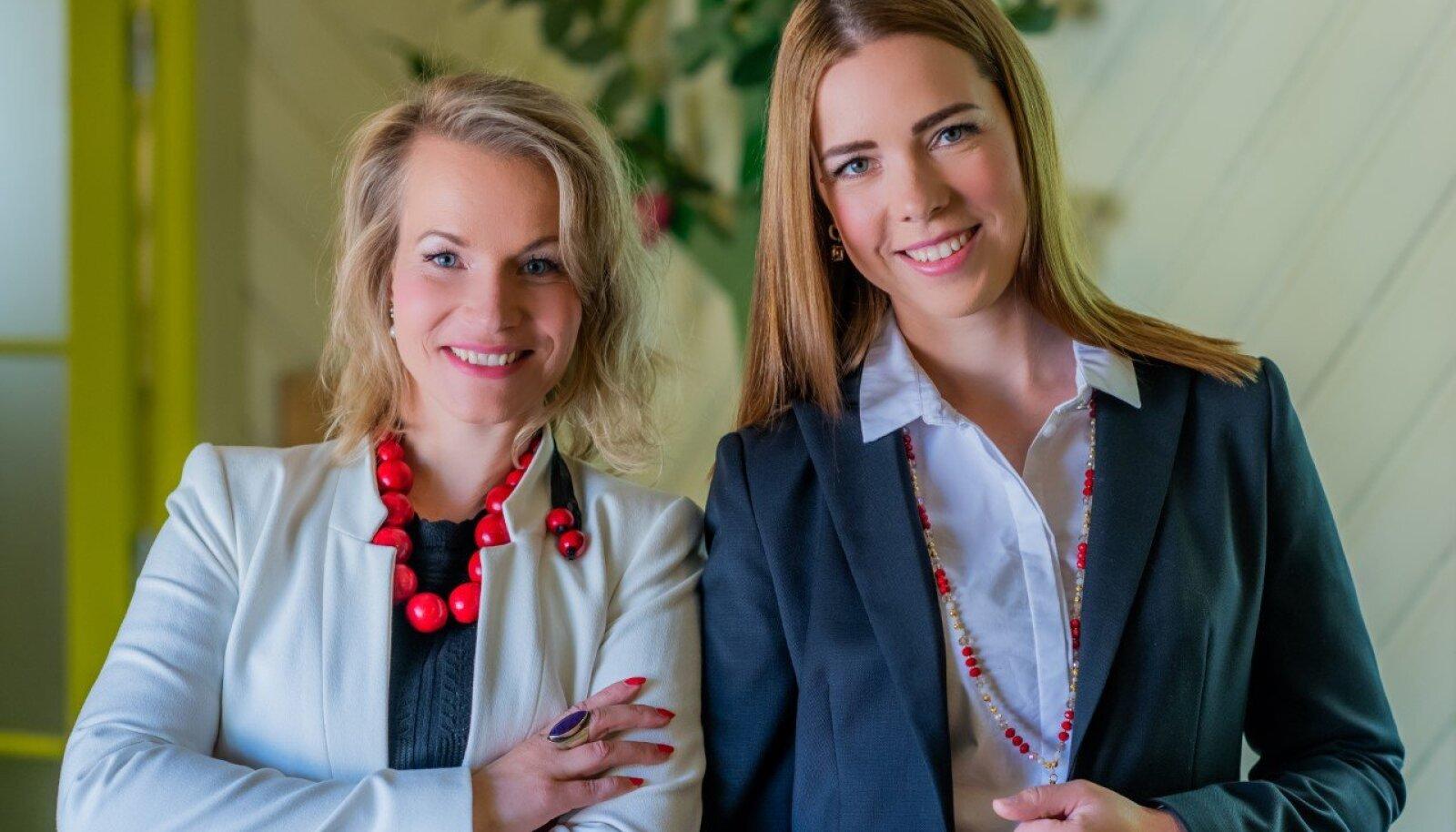 Lilian Promet ja Kristi Jõeorg