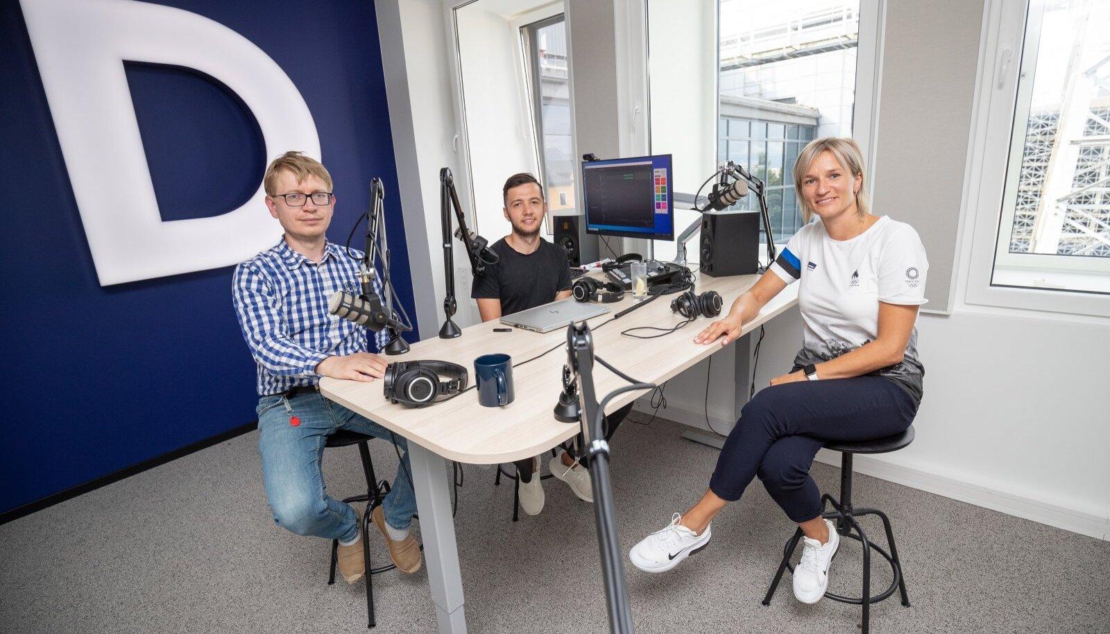 Андрей Шумаков, Виталий Бесчастный и Наталья Инно