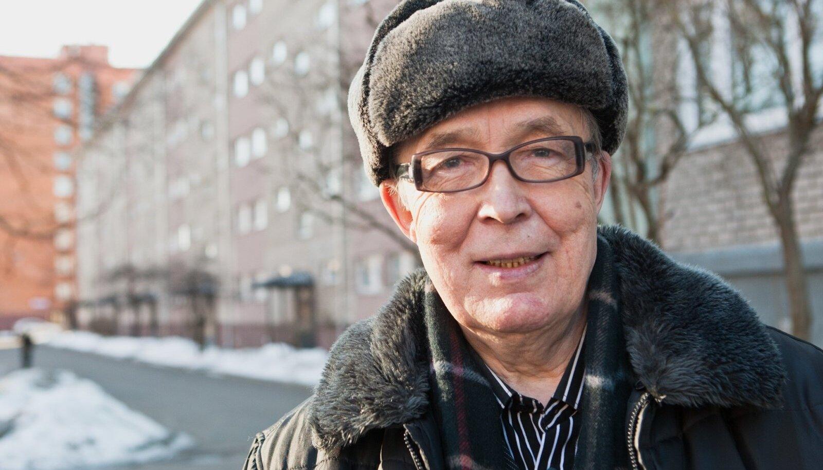 Vladimir Pool aastal 2012.