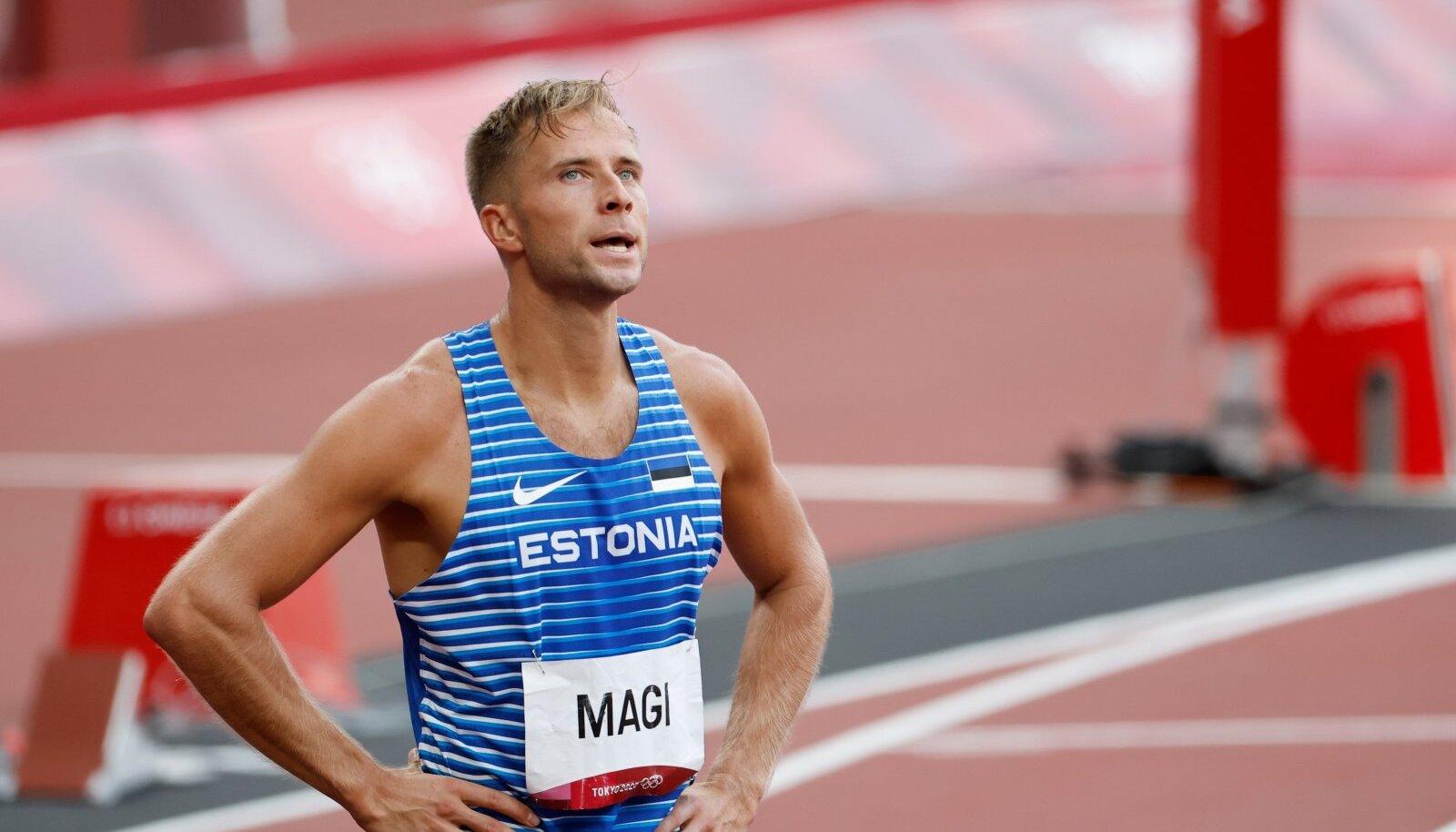 Rasmus Mägi.