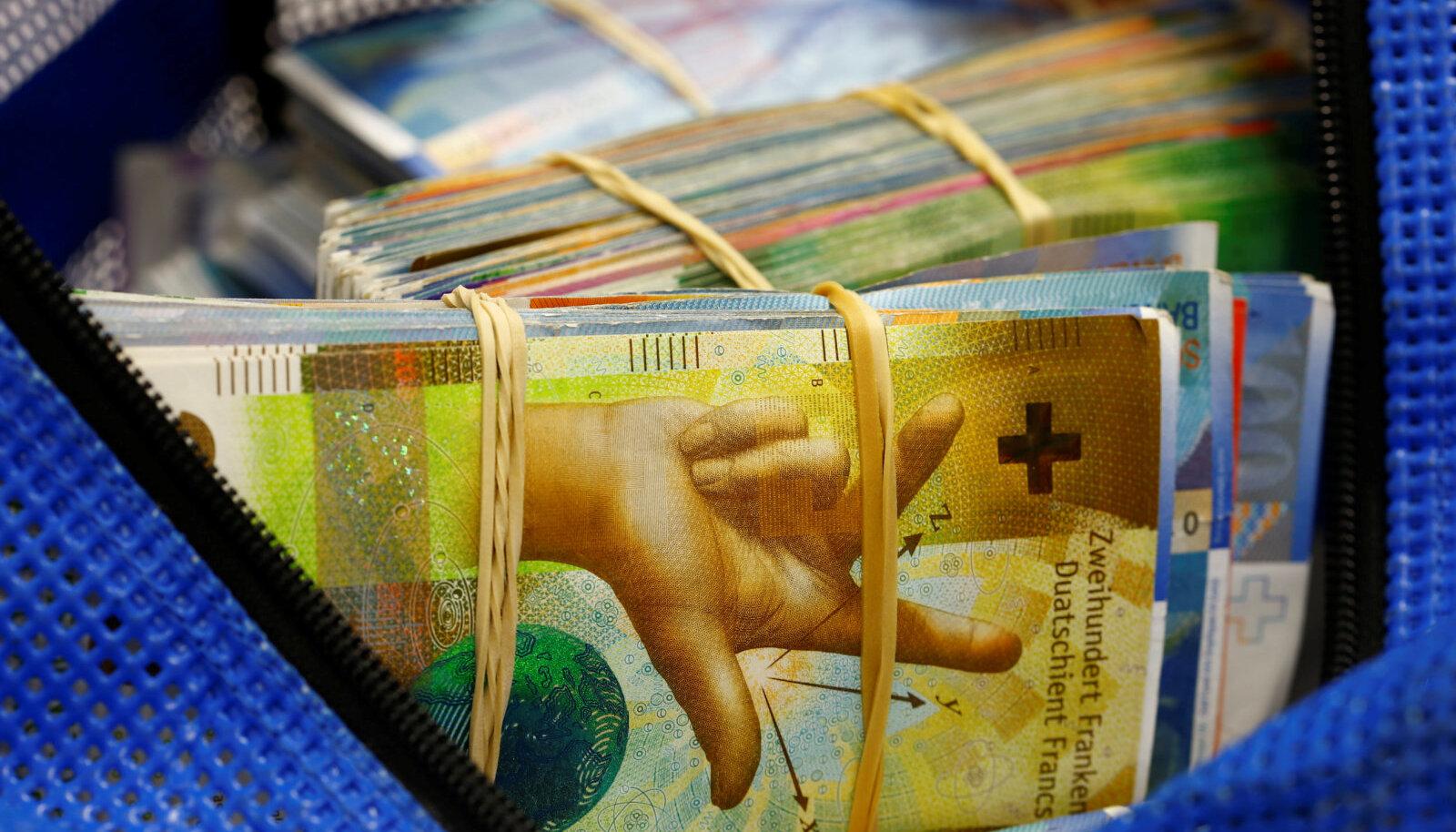 Šveitsi rahad