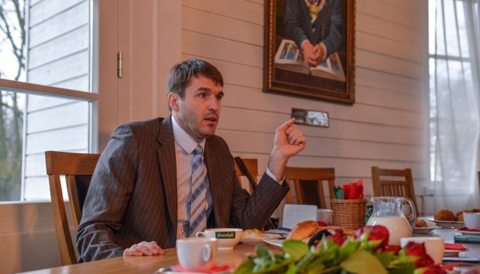 Rainer Vakra kutsus Olga Sõtniku SDE ridadesse